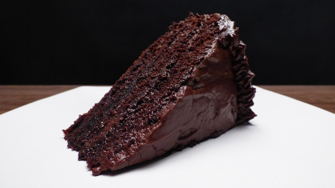 Moist Chocolate Cake Recipe In Urdu Moist Chocolate Cake