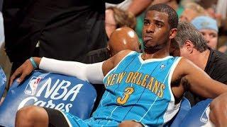 NBA Players Glitching