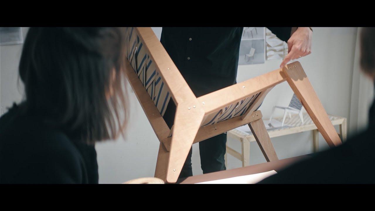hornbach werkstÜck edition 001: lounge chair von sigurd larsen - die