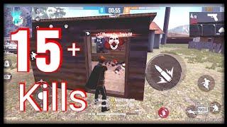 Clash Squad | 15 kills | Free fire