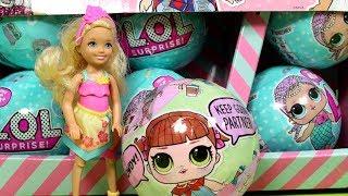 LOL Surprise & Barbie • Marzenia Chelsea • bajka dla dzieci