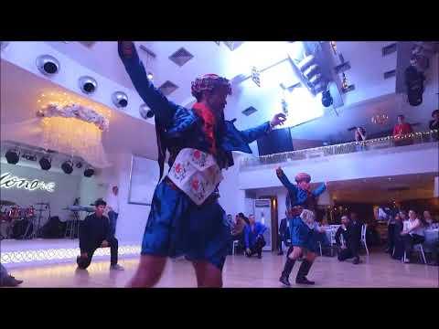 HSM Halk Dansları Gecesi (İzmir Zeybek)