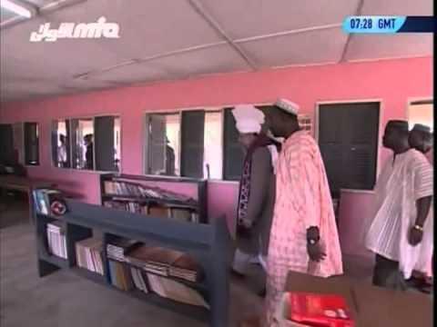 Salaga TI Ahmadiyya School, Meeting Converts, Ghana 2004 by Hadhrat ...