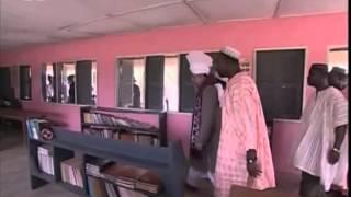 Salaga TI Ahmadiyya School, Meeting Converts, Ghana 2004 by Hadhrat Mirza Masroor Ahmad (Urdu)