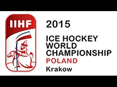 Italy vs. Hungary - 2015 IIHF Ice Hockey World Championship Division I Group A