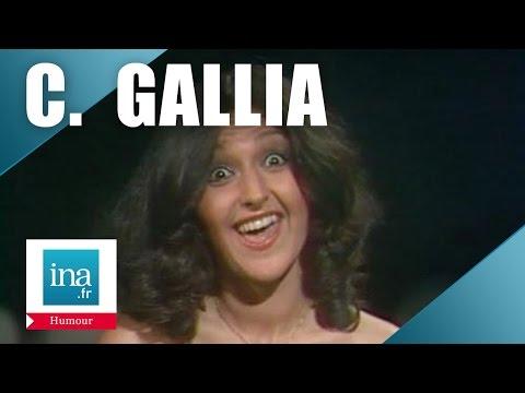 Chantal Gallia imite Denise Fabre | Archive INA