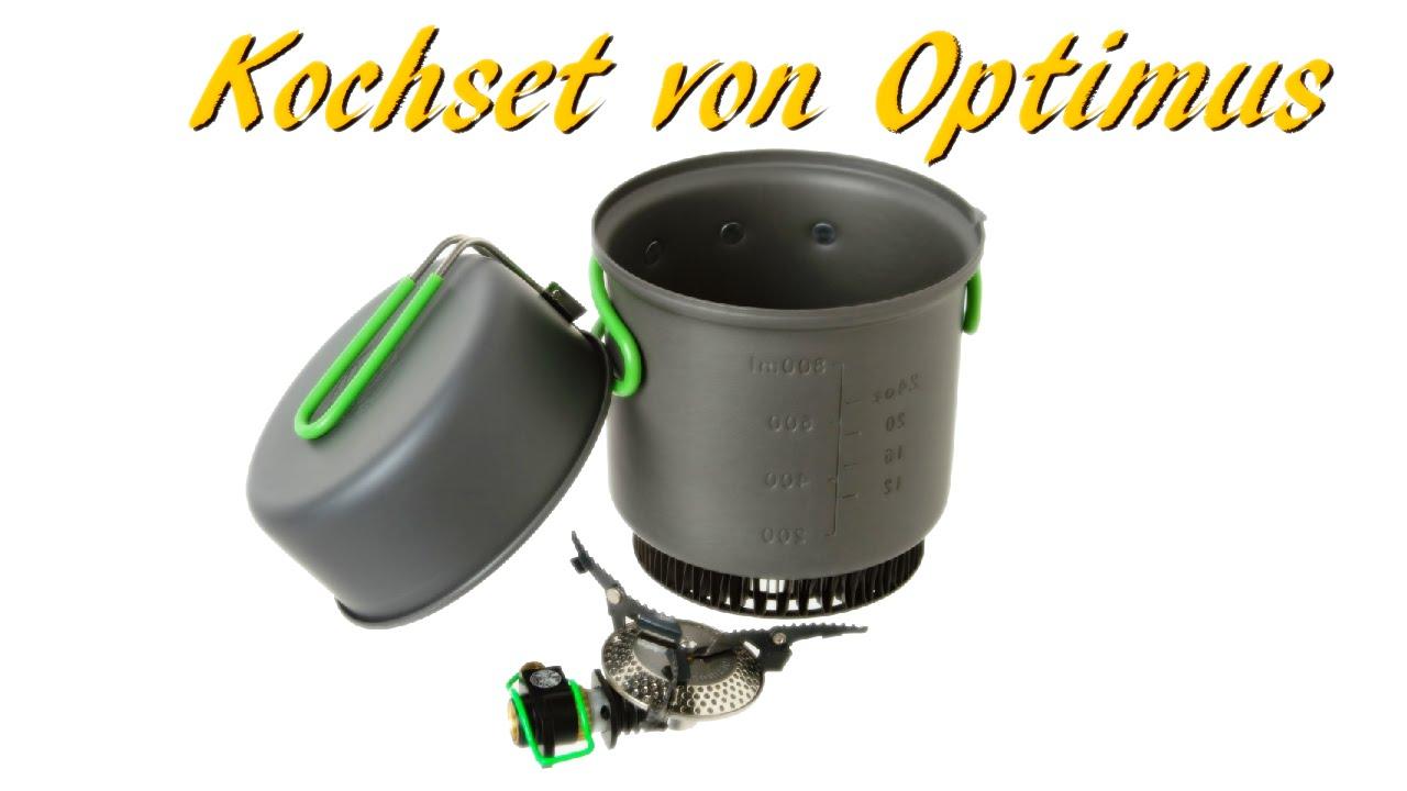 Optimus Windschutz f/ür Kartuschenkocher