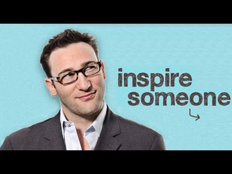 Simon Sineks thoughts on Leadership & Millennials on Inside Quest