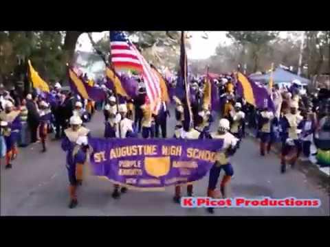 New Orleans Mardi Gras Parade Schedules 2018