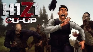 H1Z1 - Co-op Moments w/ H2O Delirious (Child Abuse!)