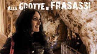 Andiamo alle Grotte di Frasassi