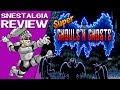 SnesTalgia Super Ghouls'n Ghosts 🎃 A Fúria do Capiroto 👹