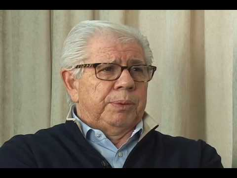 "Carl Bernstein author of ""A Woman in Charge"" on The Alcove"