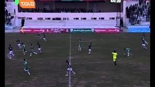 RAPL Nawroz Tournaments - Simorgh Alborz Vs De Spinghar Bazan