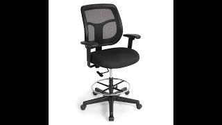 The Ergonomic Standing Desk Chair
