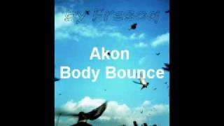 Kardinal Offishall ft. Akon - Body Bounce + Lyrics