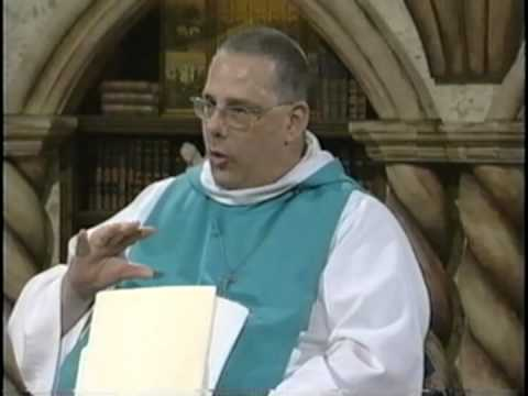 Father Steven Scheier judgment experience SECOND interview with Mother Angelica