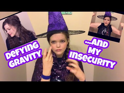 Defying...My Biggest Insecurity?! // Defying Gravity #MM