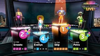 Trivial Pursuit Live Xbox One - Gameplay Fr 1080p