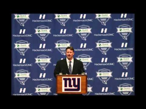The Biggest Takeaways From Giants Head Coach Bob McAdoo