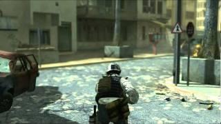 Budapest Operations - CoD4 Skin