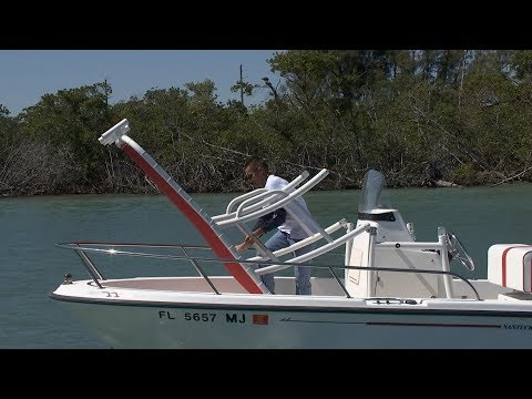 SSTV 23-01 Best Folding T-Top For Your Center Console Boat (FULL EPISODE)