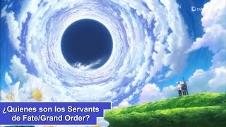 ¿Quienes son los Servants de Fate/Grand Order? [Parte 4] (138-152)