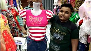cloths wholesale market in delhi | gandi nager cloth market | kids cloths