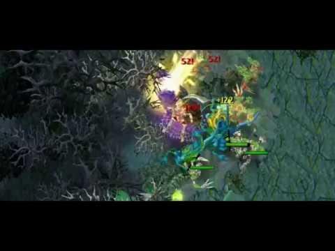 DotA 6.72b combat pro 2011
