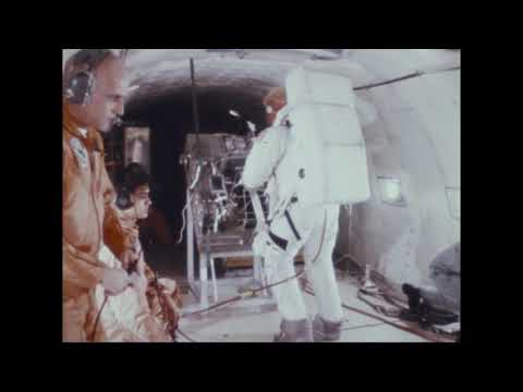 MSC (PTL) - KC-135 1/6G Training with Astronauts Armstrong, Aldrin, and Haise: Part 1 of 3 (1969)