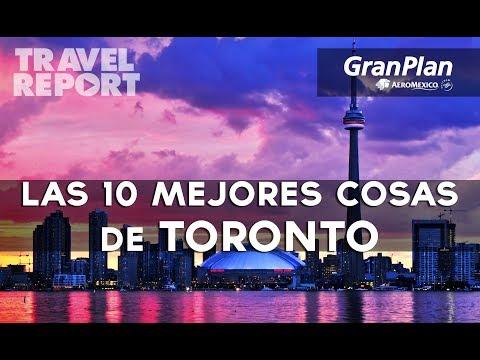 10 imperdibles para primerizos en Toronto