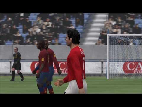 Pro Evolution Soccer 2009 [PES 2009] - Download Game PSP