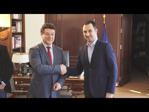 Υπογραφή μνημονίου συνεργασίας υπουργείου Εσωτερικών με Ύπατη Αρμοστεία του ΟΗΕ για τους πρόσφυγες