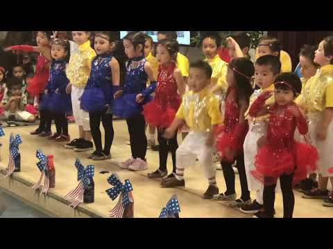 International School of Montessori move up celebration