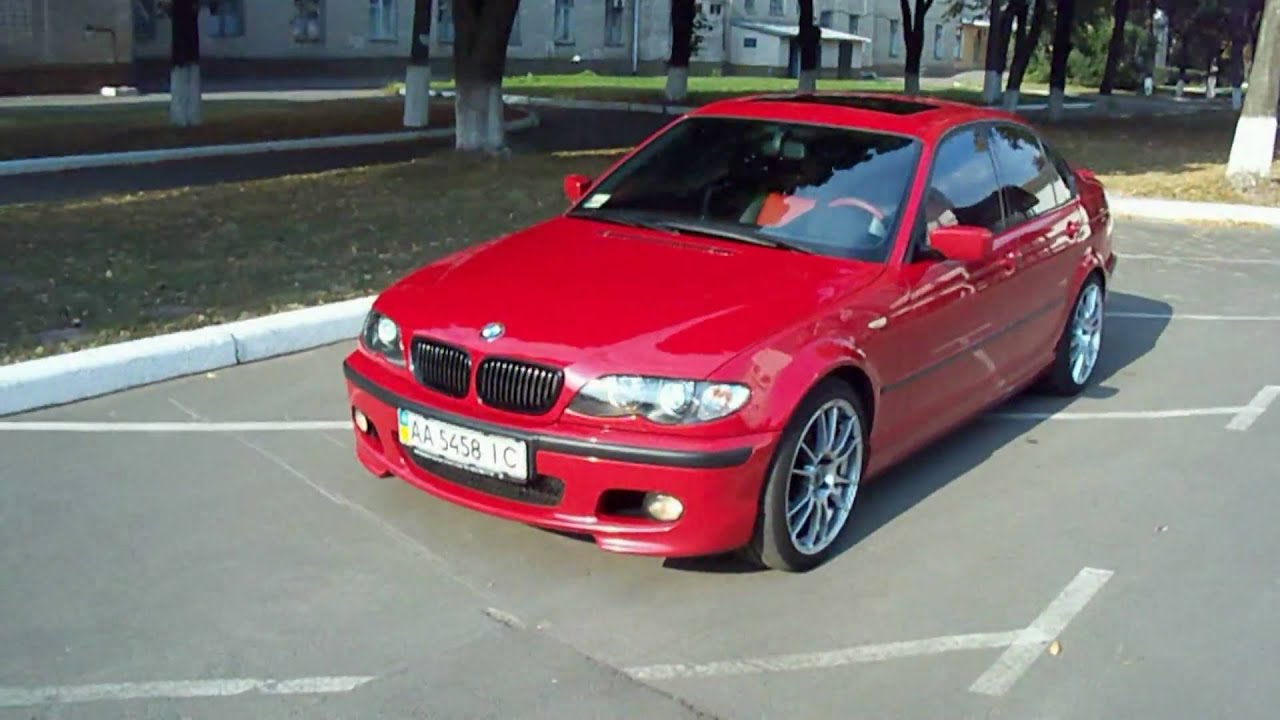 BMW 330i Individual E46 - YouTube