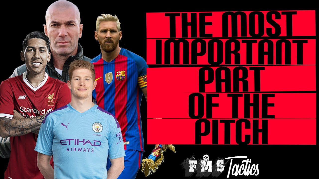 Download What Is Zone 14 | Why It's The Most Important Part Of The Pitch | The Final Third