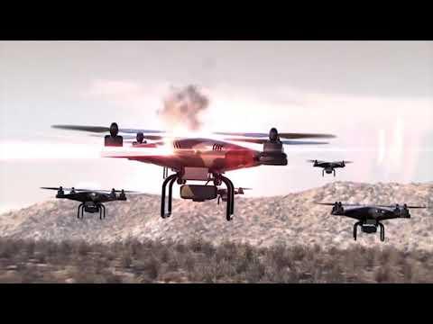 科幻!激光武器摧毁无人机群 美军早已投入使用【阿波罗网编译】(图)
