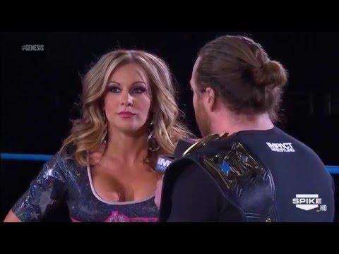 720pHD: iMPACT Wrestling 01.16.14: Velvet Sky