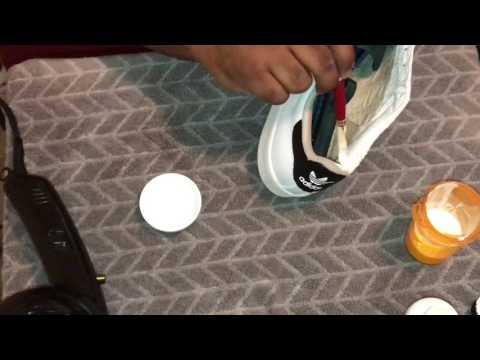 Adidas Superstar Restoration + Time Lapse