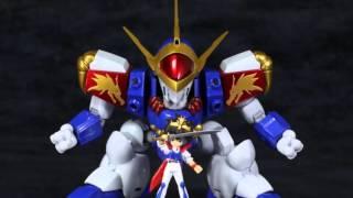 """Bandai Tamashii Nations Robot Spirits Ryujinmaru Version 2 """"Machine Hero Wataru"""" (no figure no life)"""
