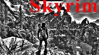 Skyrim - Magiczna anomalia.