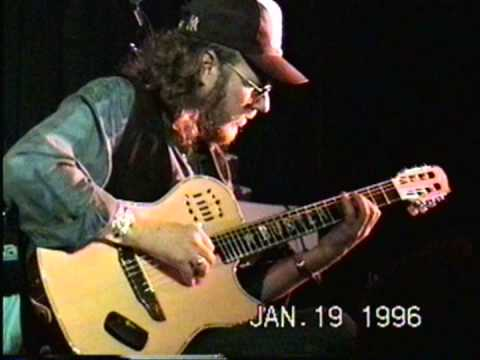 Buster B. Jones 1997 playing The Peanuts Theme Song.