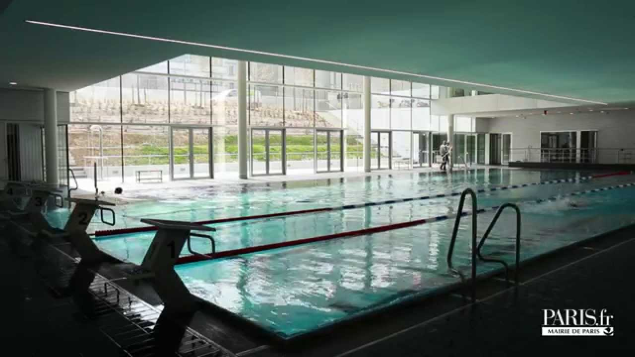 La piscine beaujon 39e piscine de paris youtube for Piscine beaujon