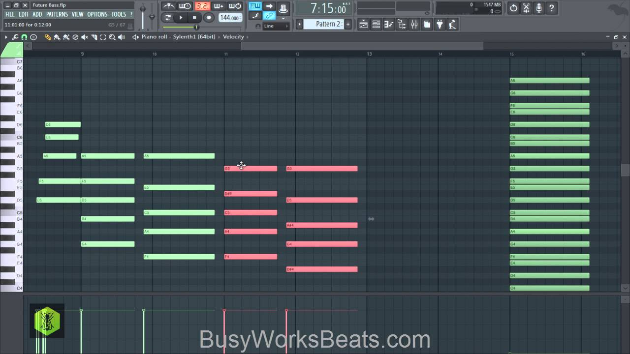 Future Bass Tutorial in FL Studio 12 - YouTube