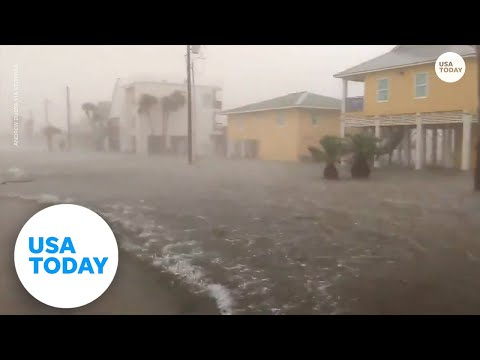 Hurricane Nicholas hits Texas with flash flooding, power outages   USA TODAY