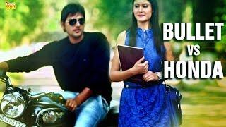 Bullet Vs Honda | Jarnail Rattoke | New Punjabi Song 2017 | Saga Music
