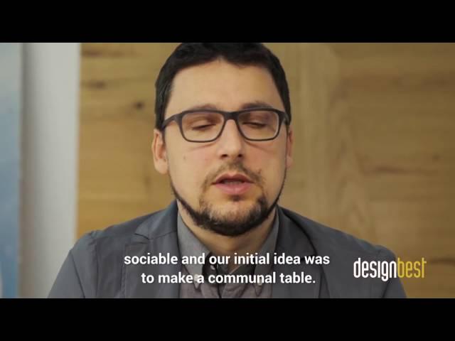 Sketching Ideas Matteo Ragni describes Hub