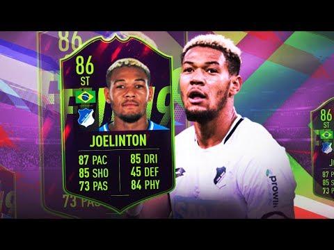 FUTURE STARS JOELINTON 86! OVERPOWERED OR JUST AVERAGE? FIFA 19 ULTIMATE TEAM