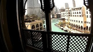 DUBAI   THE PALACE DOWNTOWN BY THE ADDRESS   HOTEL REPORT APRIL 14