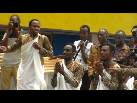 University of Kigali dance Troupe